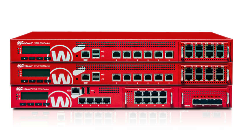 XTM 800 Series (850 860 870)