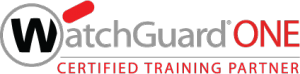 WatchGuard Certified Training Partner