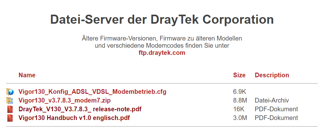 draytek-download