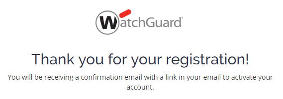 watchguard-account-creation-acocunt-created
