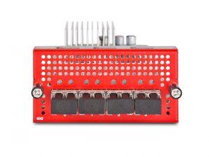 4-Port SFP Plus Steckmodul 10Gb für WatchGuard M470, M570, M670, M4600 und M5600