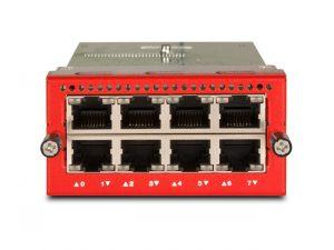 8-Port RJ45 Steckmodul für WatchGuard M470, M570, M670, M4600 und M5600