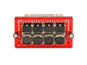 8-Port SFP Steckmodul 1Gb für WatchGuard M470, M570, M670, M4600 und M5600